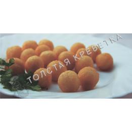 Картофель шариками фри